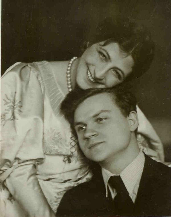 Мансурова и Хренников
