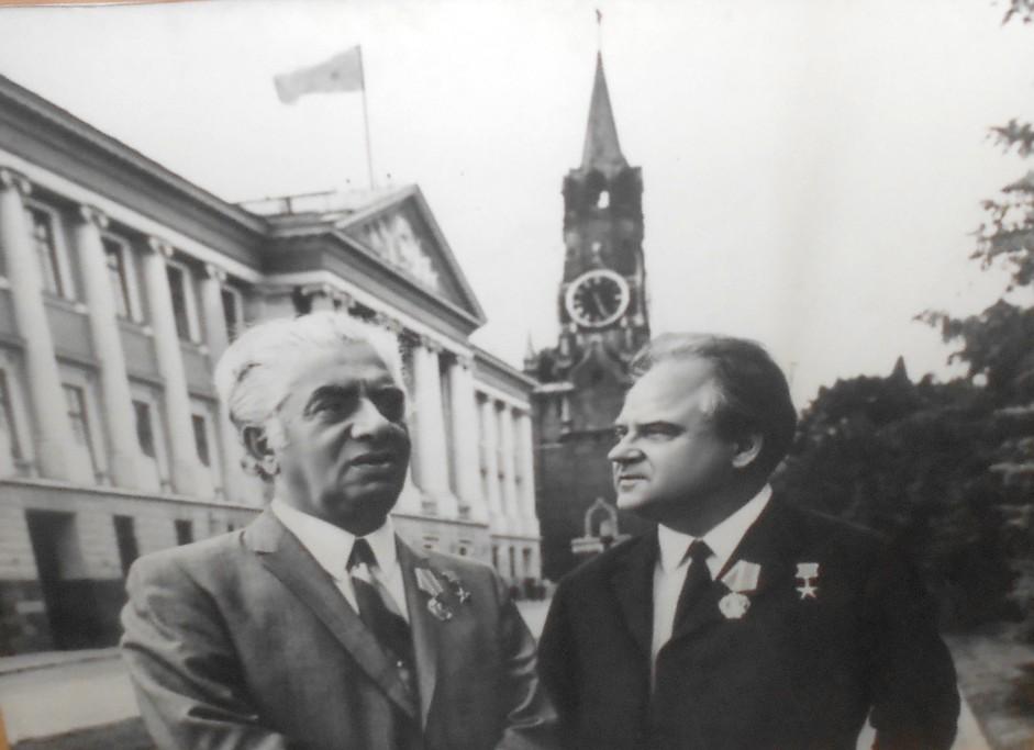 Хренников и Хачатурян
