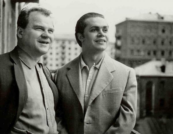 с Овчинниковым 1962